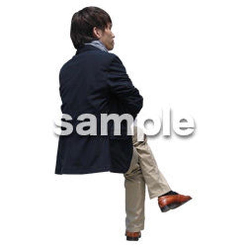 人物切抜き素材 アーバン・ショッピング編 M_470