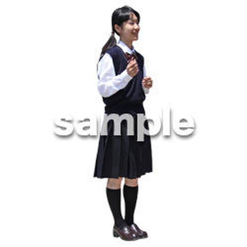 人物切抜き素材 キッズ・スクール編 O_391