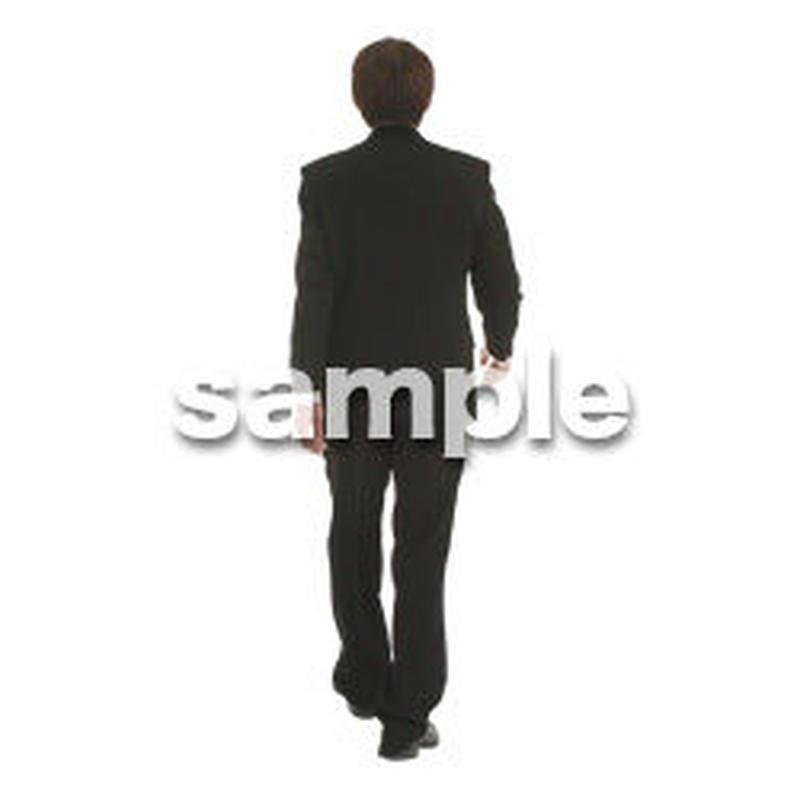 人物切抜き素材 オフィス・フォーマル編 G_268