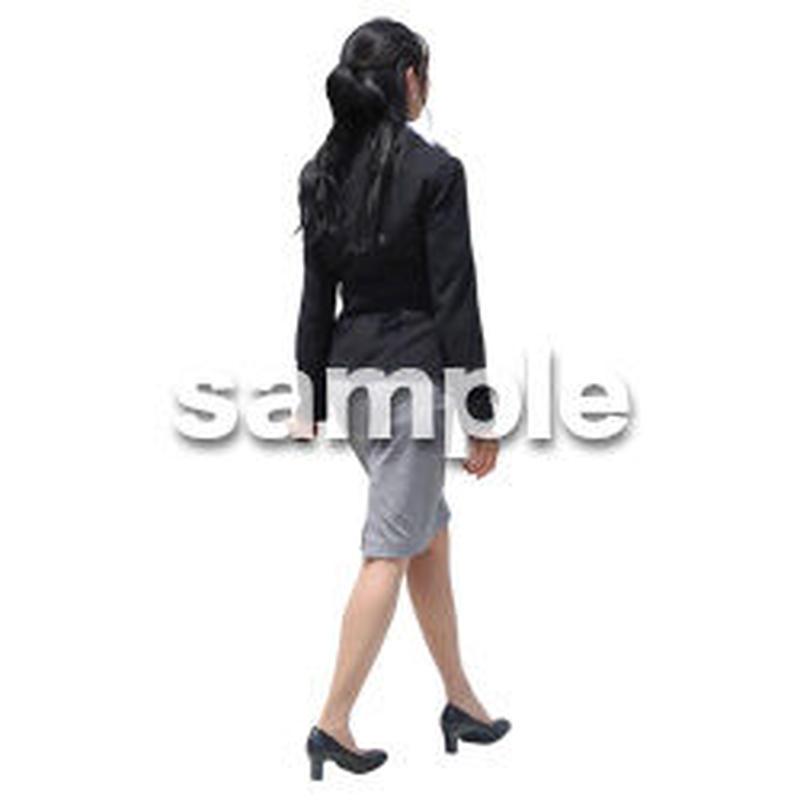 Cutout People ビジネス-日本人 EE_394