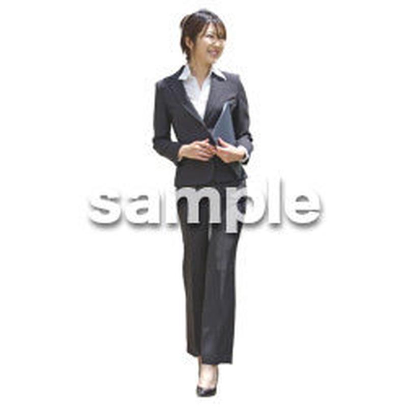 人物切抜き素材 ベーシックファッション編 P_266