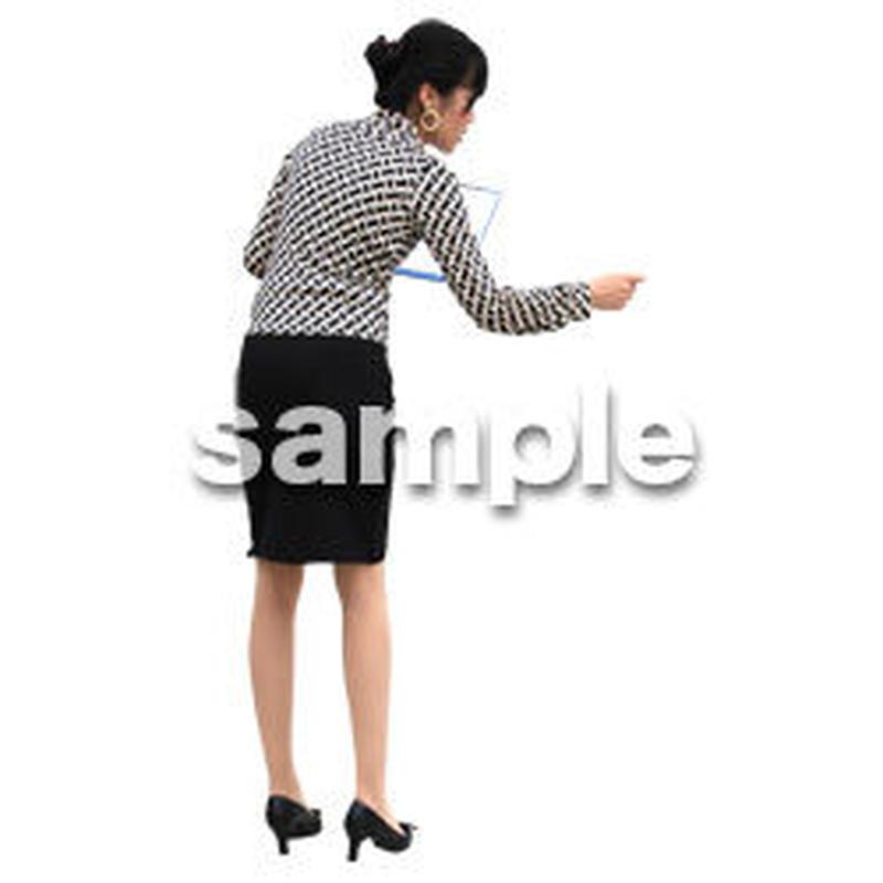 人物切抜き素材 アーバン・ショッピング編 M_210