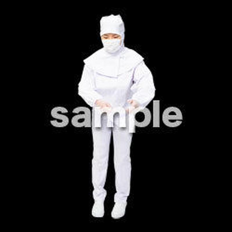 白衣食品スタッフ HA_07