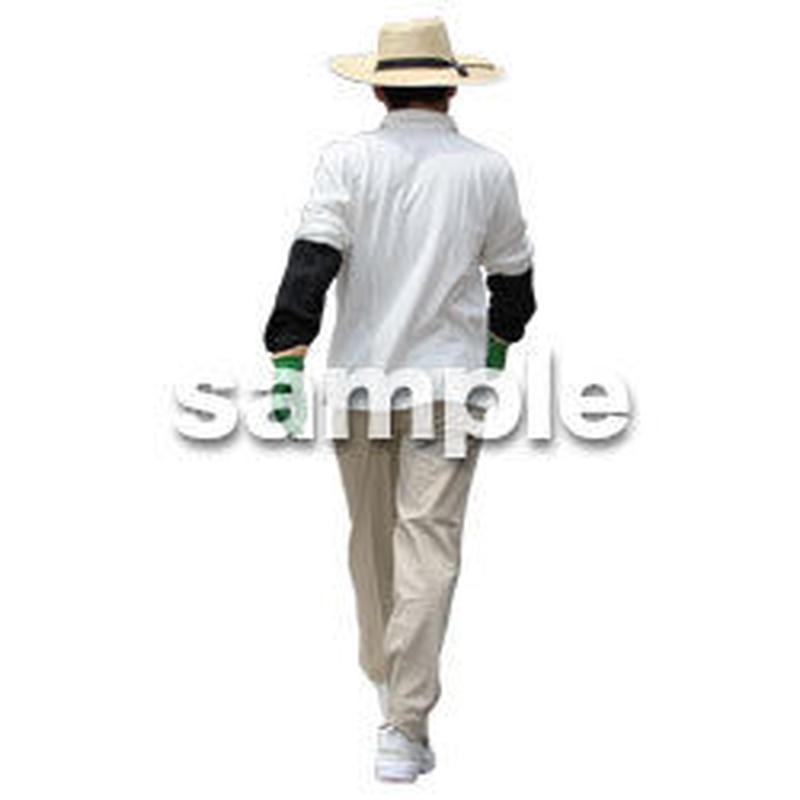 農作業 男性 NO_20