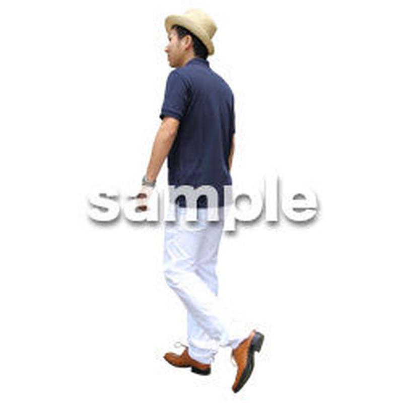 人物切抜き素材 レジャー・ショッピング編 L_365