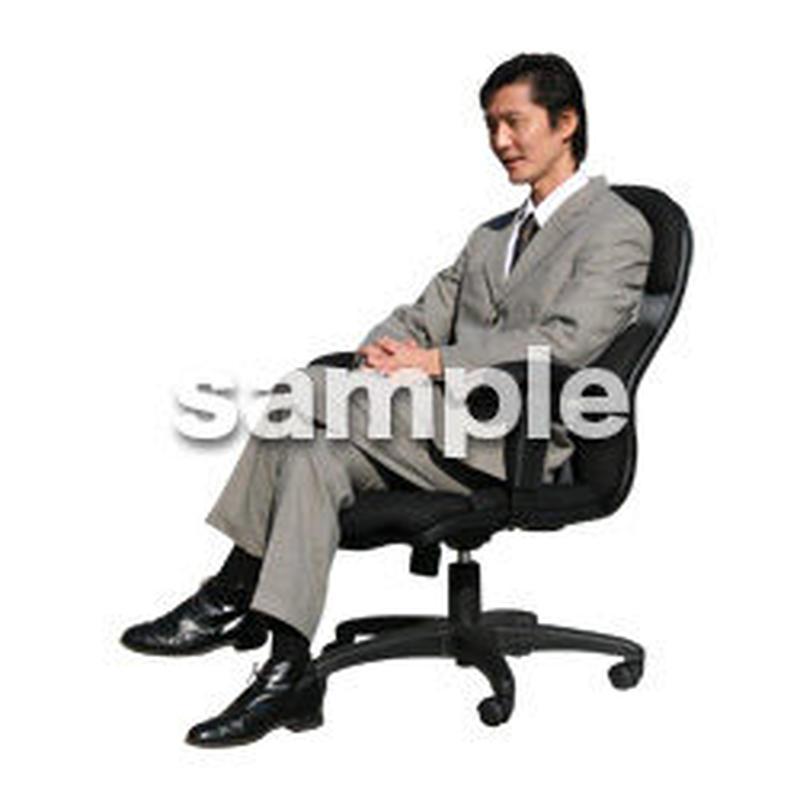 人物切抜き素材 オフィス・フォーマル編 G_177