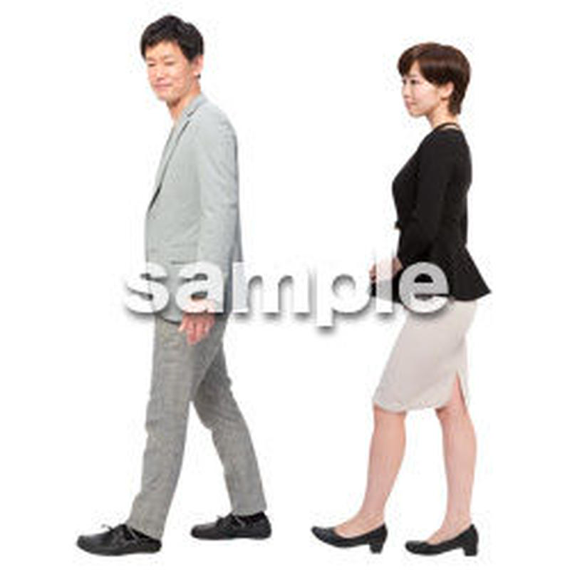 Cutout People ハイクラス 日本人 HH_188