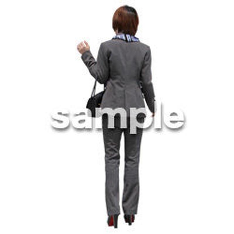 人物切抜き素材 ベーシックファッション編 P_260
