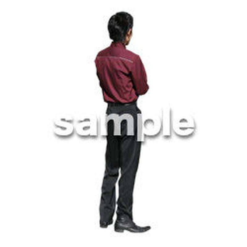 人物切抜き素材 オフィス・フォーマル編 G_273