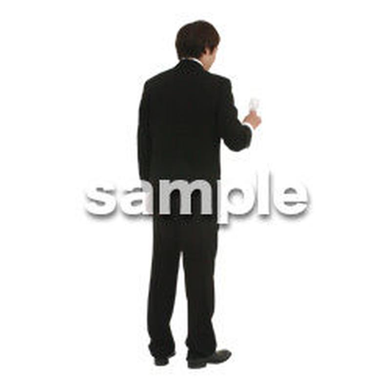 人物切抜き素材 オフィス・フォーマル編 G_253