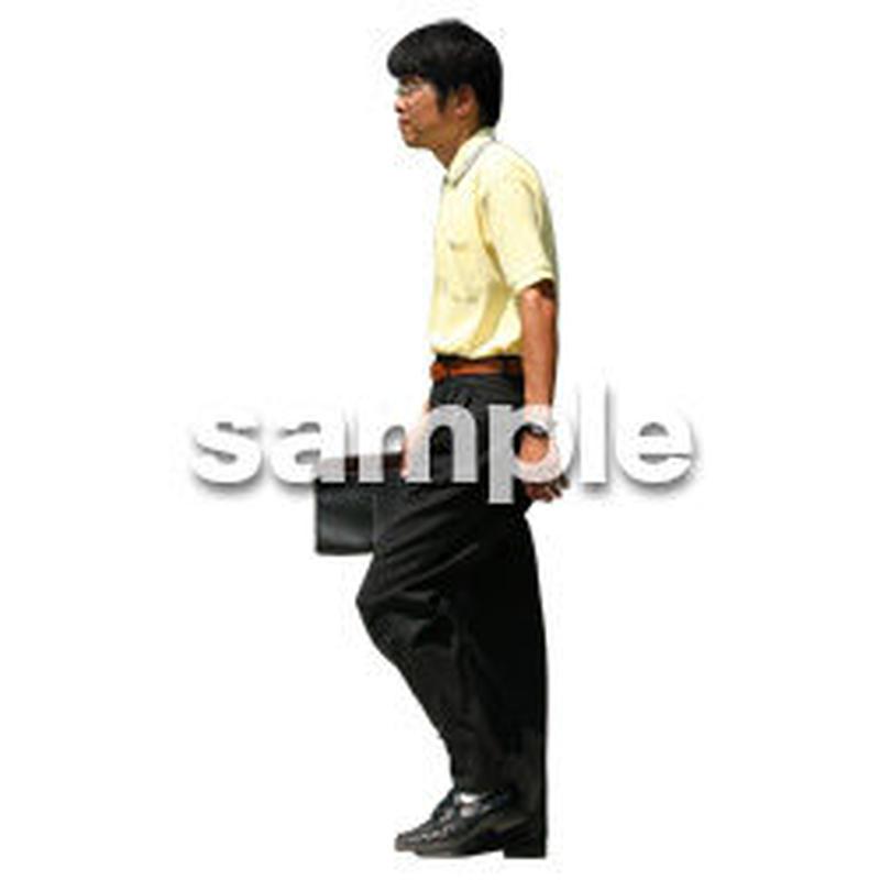 人物切抜き素材 夏服・フィットネス編 J_223