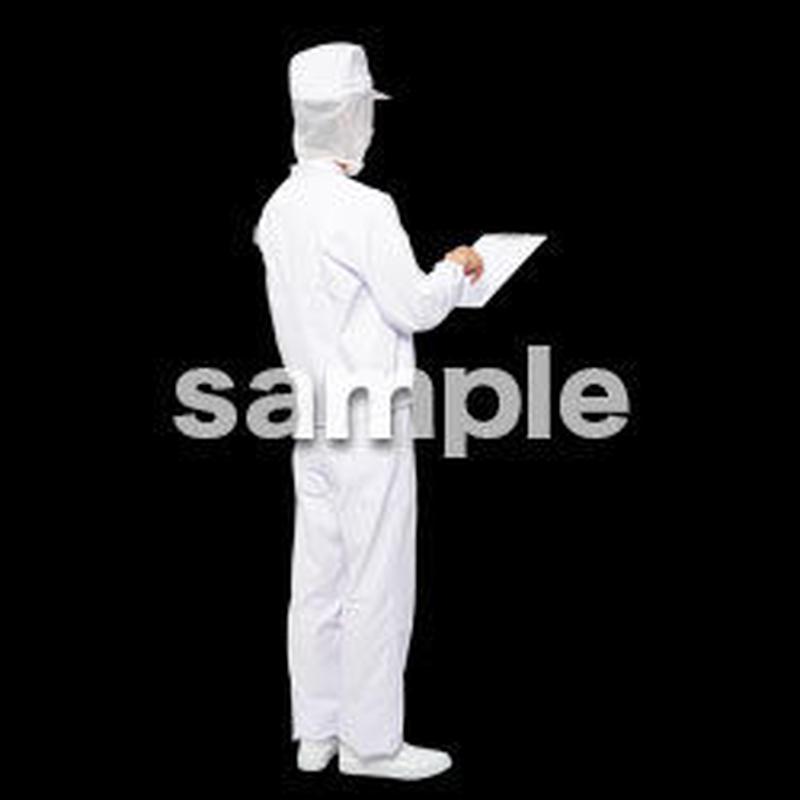 白衣食品スタッフ HA_28