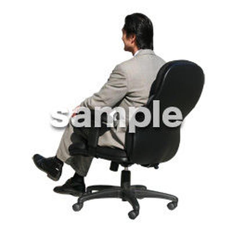 人物切抜き素材 オフィス・フォーマル編 G_180