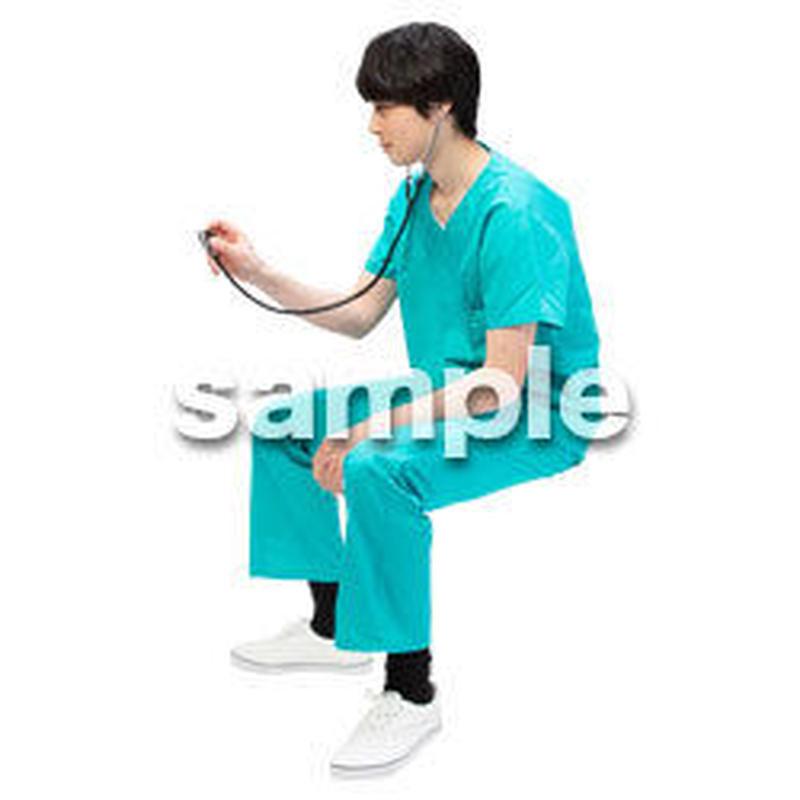 男性医師 IS_13