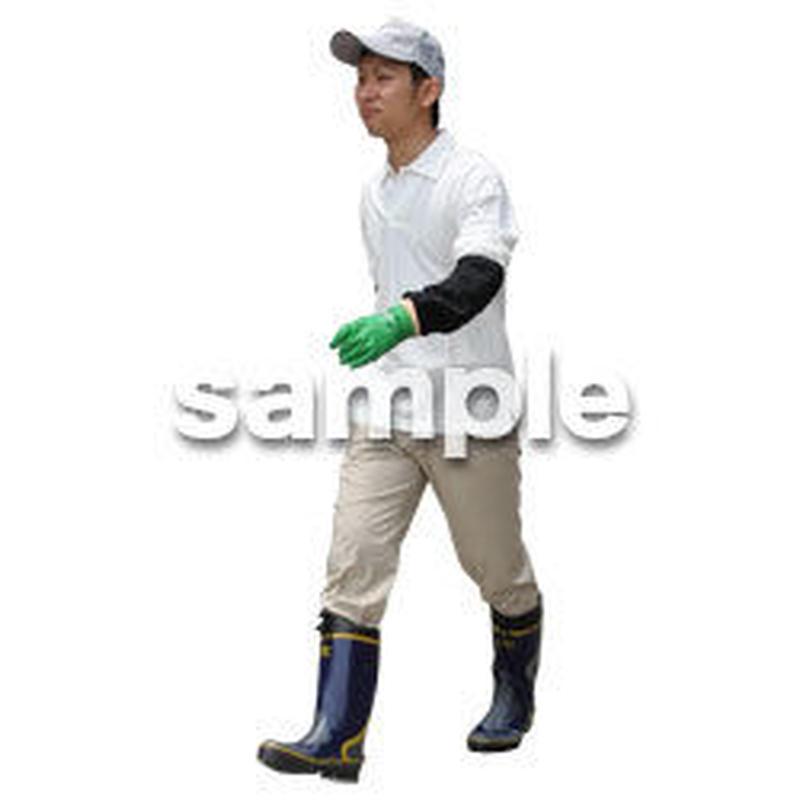 農作業 男性 NO_25