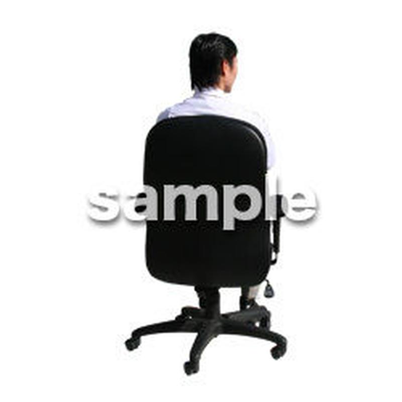 人物切抜き素材 オフィス・フォーマル編 G_173