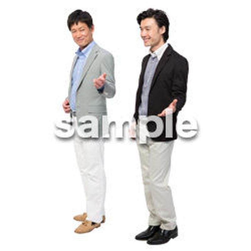 Cutout People ハイクラス 男性 HH_342