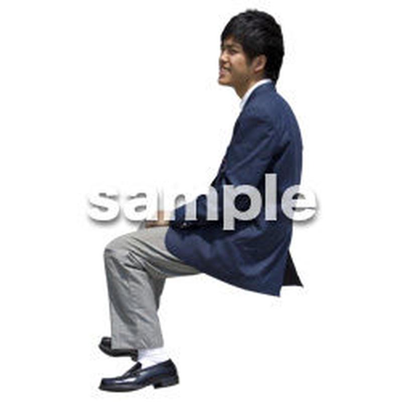 人物切抜き素材 キッズ・スクール編 O_418