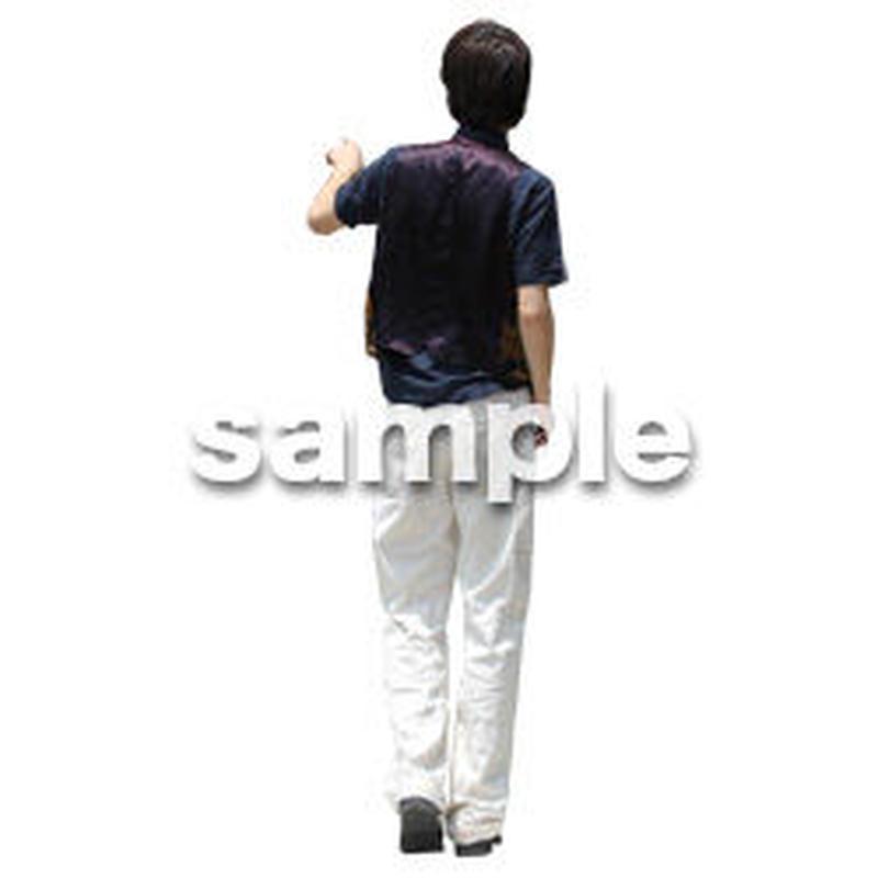 人物切抜き素材 アーバン・ショッピング編 M_319