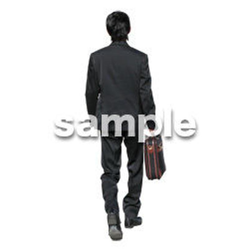 人物切抜き素材 オフィス・フォーマル編 G_086