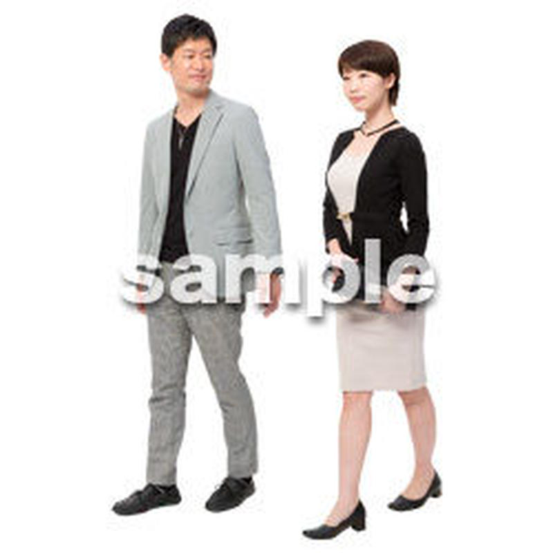 Cutout People ハイクラス 日本人 HH_187