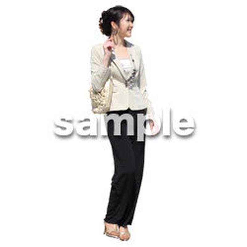 人物切抜き素材 ベーシックファッション編 P_152