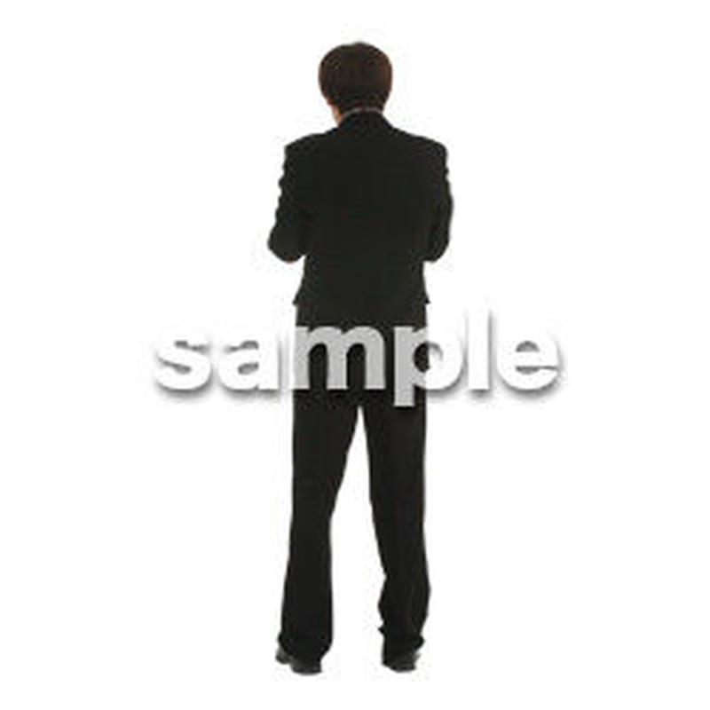 人物切抜き素材 オフィス・フォーマル編 G_263