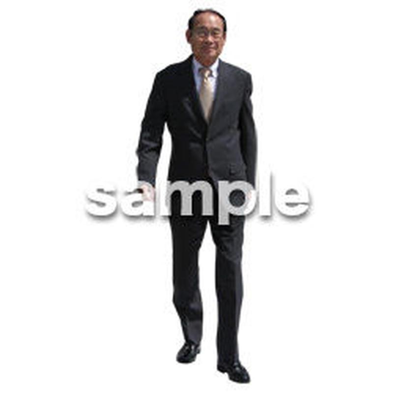 Cutout People ビジネス-日本人 EE_256