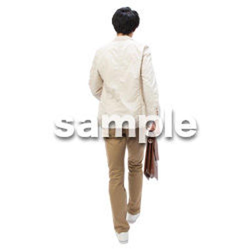Cutout People ビジネス-日本人 EE_320