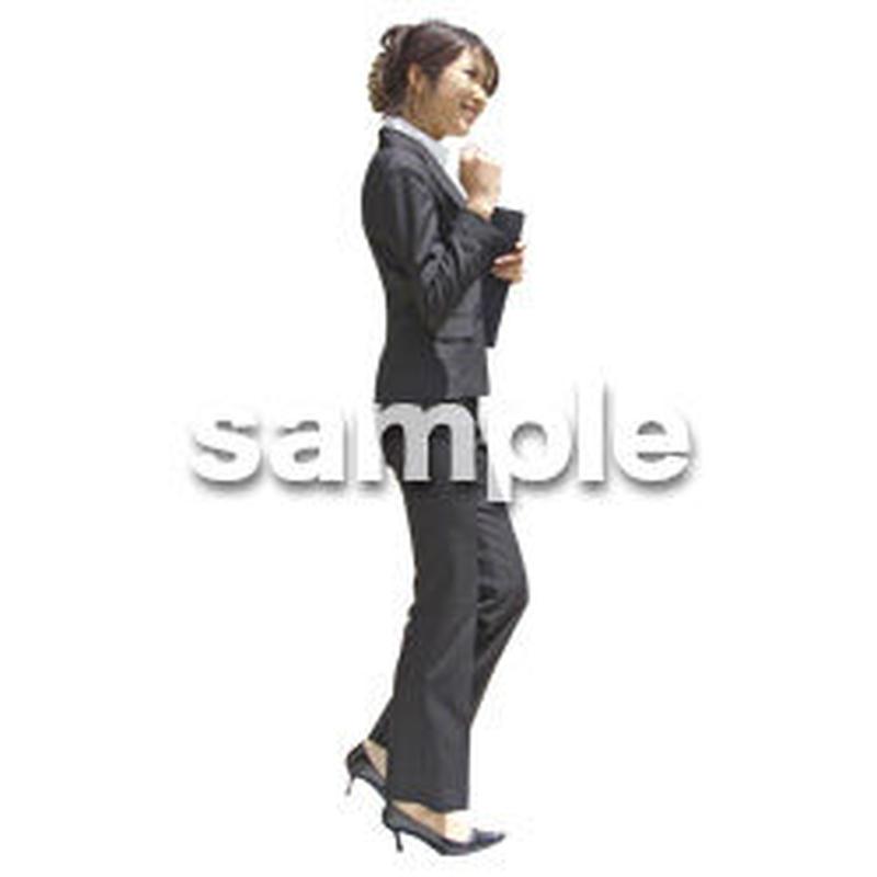 人物切抜き素材 ベーシックファッション編 P_268