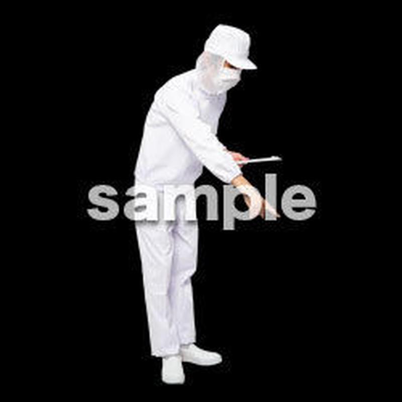 白衣食品スタッフ HA_30