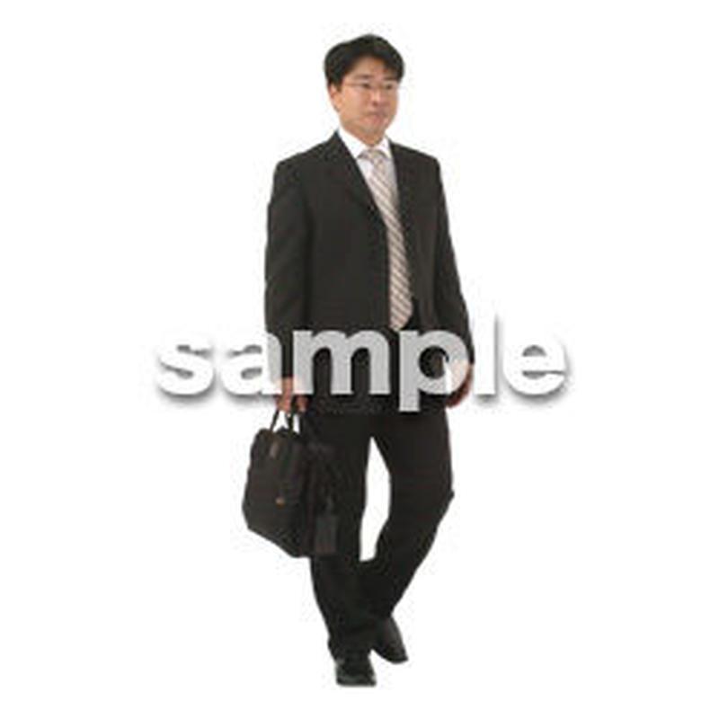 人物切抜き素材 オフィス・フォーマル編 G_092