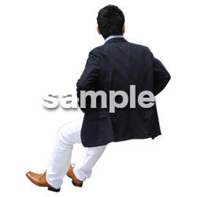 人物切抜き素材 アーバン・ショッピング編 M_477