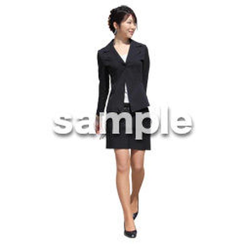 人物切抜き素材 ベーシックファッション編 P_276