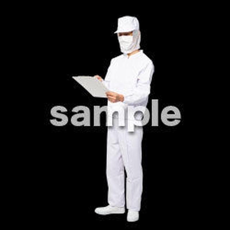 白衣食品スタッフ HA_27