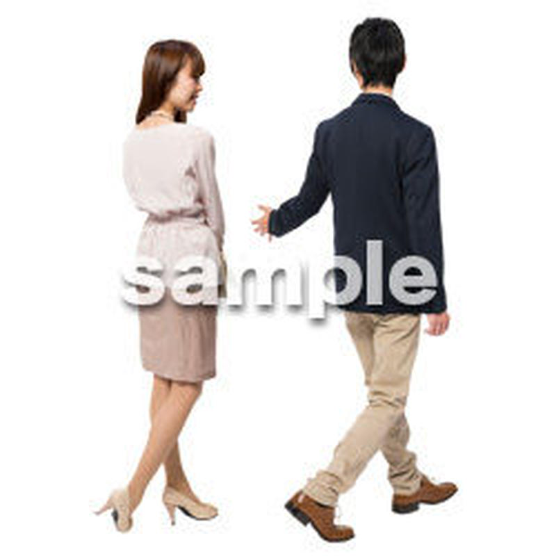 Cutout People ハイクラス 日本人 HH_184