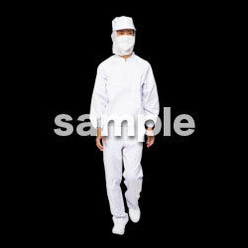 白衣食品スタッフ HA_16