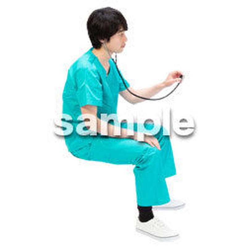 男性医師 IS_14