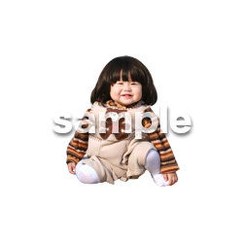 人物切抜き素材 ファミリー編 F_319