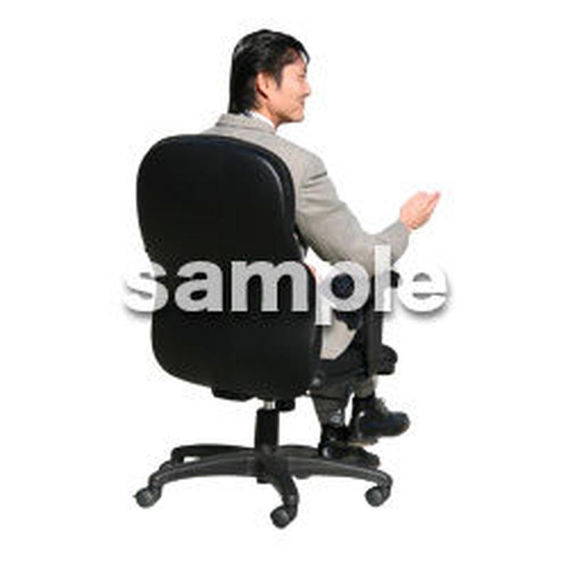 人物切抜き素材 オフィス・フォーマル編 G_181
