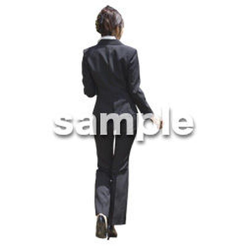 人物切抜き素材 ベーシックファッション編 P_270