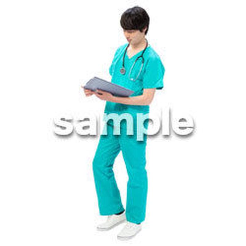 男性医師 IS_07