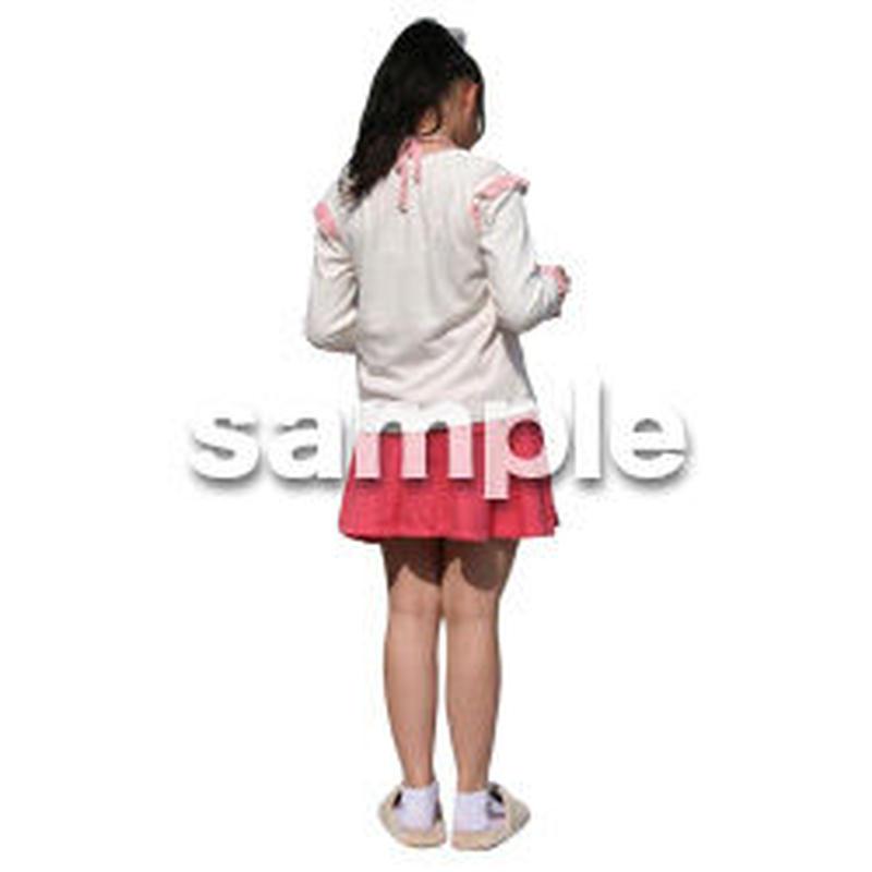 人物切抜き素材 リビング・散歩編 I_441