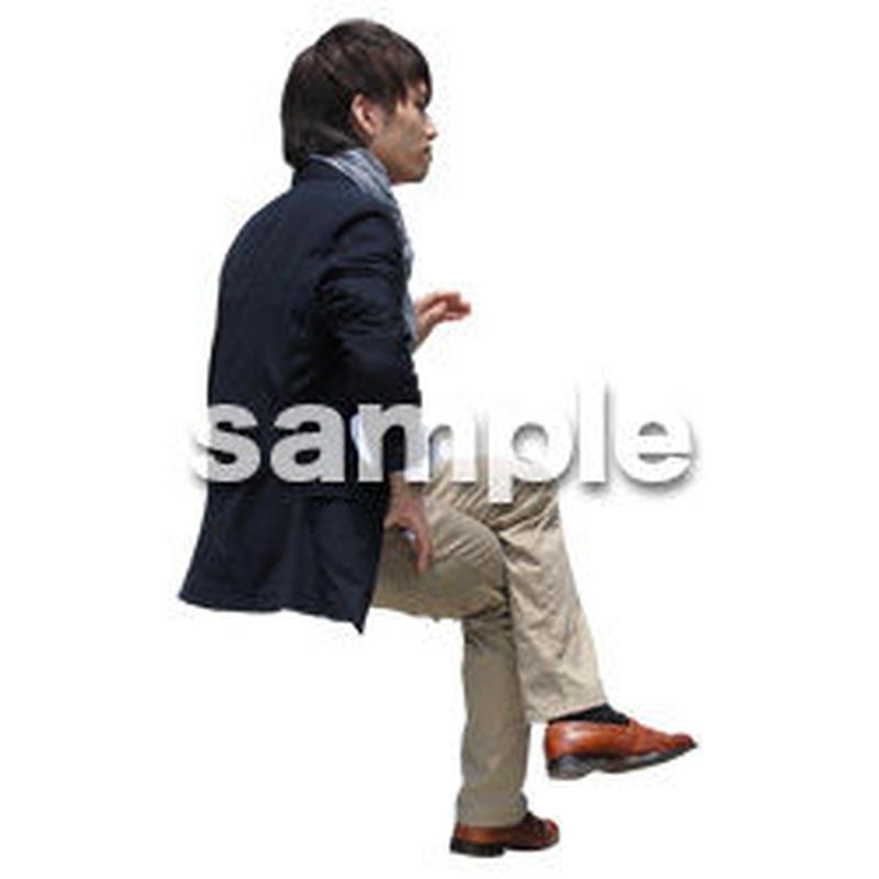 人物切抜き素材 アーバン・ショッピング編 M_469