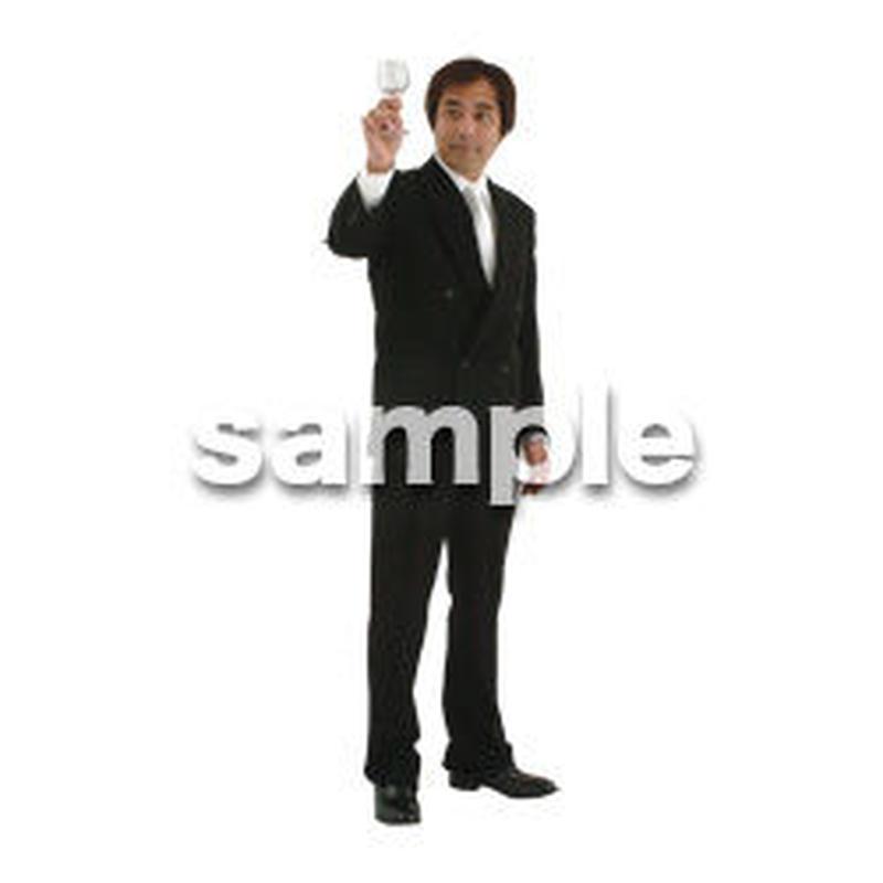 人物切抜き素材 オフィス・フォーマル編 G_248