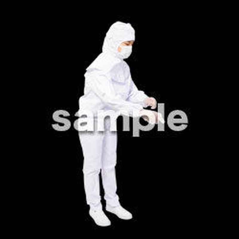 白衣食品スタッフ HA_06