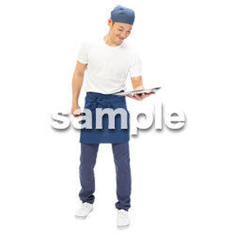 飲食店 男性 RA_06