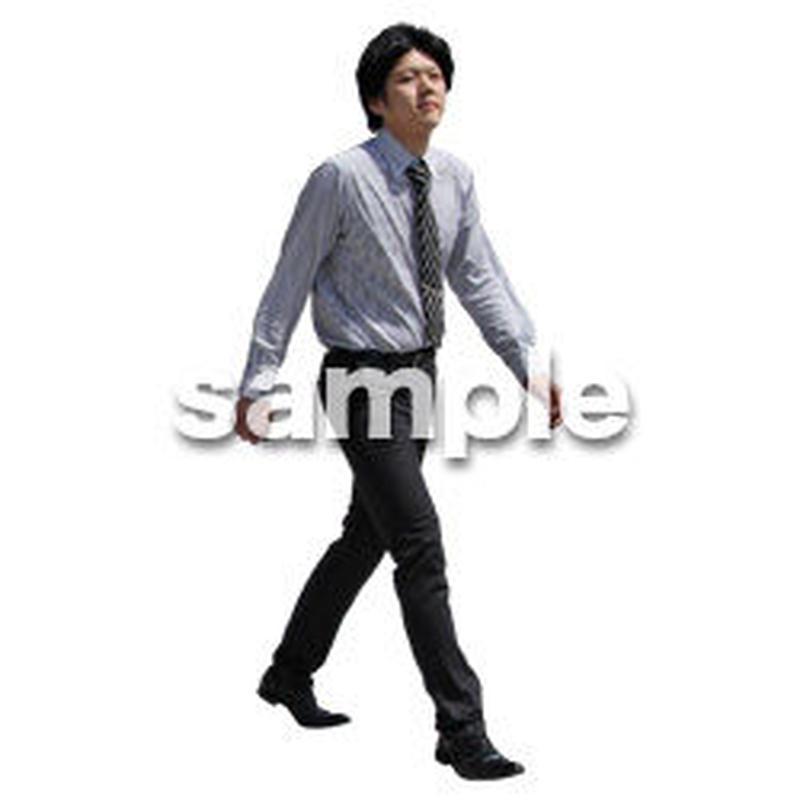 人物切抜き素材 ベーシックファッション編 P_352