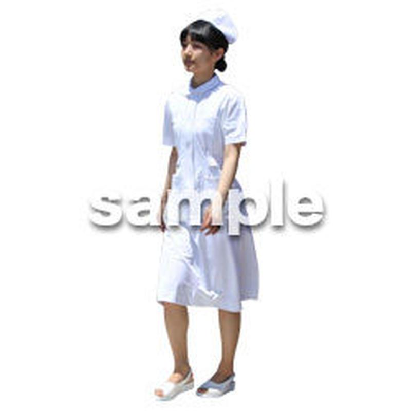 人物切抜き素材 シニア介護編 S_316