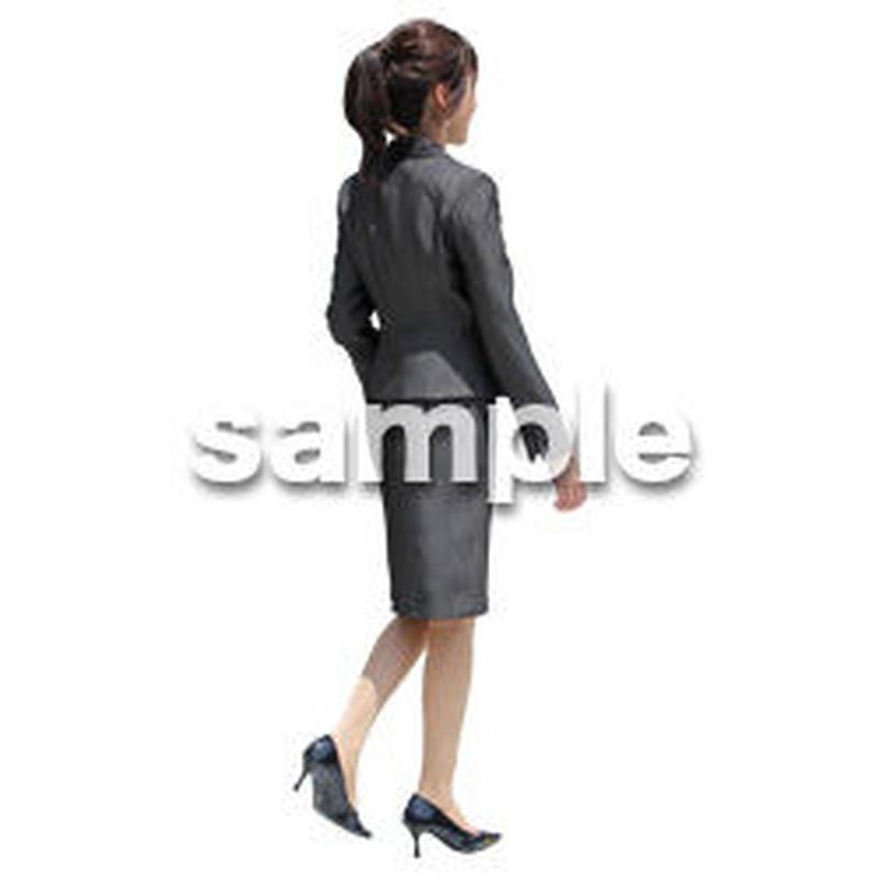 人物切抜き素材 ベーシックファッション編 P_264